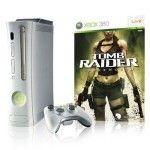 Microsoft Xbox 360 Premium 60Go + Tomb Raider Underworld