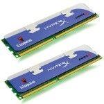 Kingston HyperX DDR3-1600 XMP CL9 8Go (4x2Go)