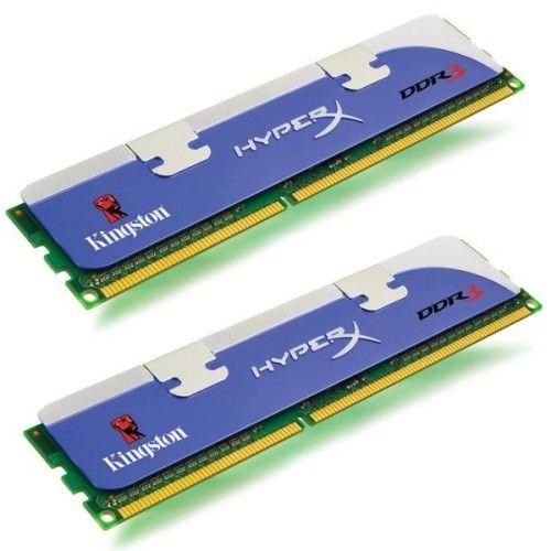 Kingston HyperX DDR3-1600 CL9 2Go (2x1Go)